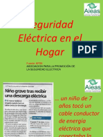 Seguridad Electrica en El Hogar Fuente Apse