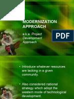 Modernization Approach