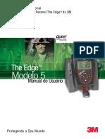 Manual Usuário 3M the Edge 5