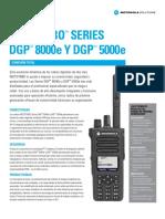 MOTOTRBO DGP8000e - DGP5000e
