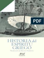 211402420 Historia Del Espiritu Griego Nestle
