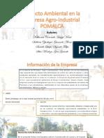 Impacto Ambiental en La Empresa Agro-Industrial POMALCA