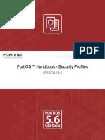 Fortigate Security Profiles 56