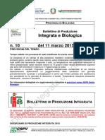 Bollettino Del 2015.03.11