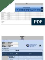 Template Pelaporan Asas 3M KSSR PKhas Masalah Pembelajaran Semakan Tahun 1 - Komponen Matematik