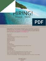 Dhigali Job AD2