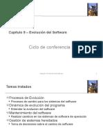 Evolución de software - Ian Sommerville resumen