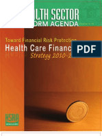 Health Care Financing Strategy 2010-2020 (Philippines)