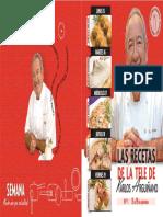 Las Recetas de Karlos Arguiñano de La Temporada 2008 y 2009