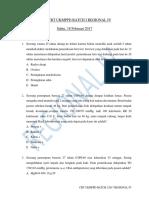 Soal Ukmppd 02-0-2017