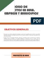 DPAEM - desarrollo de proyectos en aula, empresa y municipios
