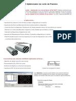 39828508 Opticut Optimizador de Corte de Paneles