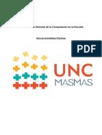 Enseñanza de Ciencias de La Computación en La Escuela. Guía de Actividades Prácticas (2014)