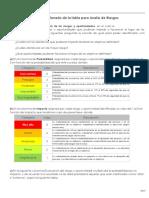 Evaluacion Analisis de Riesgos