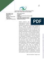 Consulta Tce Acerca Da Possibilidade Controle de Constitucionalidade Pelos TC