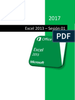 Sesion 01 _ Excel Basico 2017