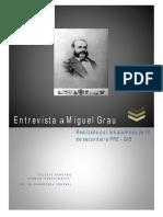 Entrevista a Miguel Grau