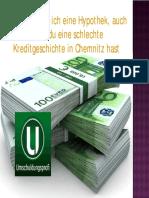 Wie Bekomme Ich Eine Hypothek, Auch Wenn Du Eine Schlechte Kreditgeschichte in Chemnitz Hast