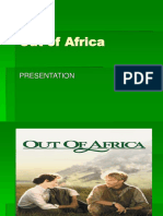 Out of Africapresentation