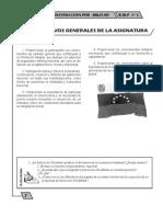 Instrucción Premilitar  - 1erS_1Semana - MDP