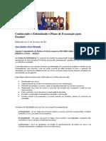 Conhecendo e Entendendo o Plano de Evacuação Para Escolas