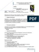 SCF Curriculum