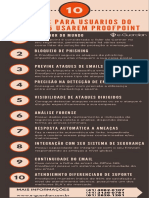 Antispam Office 365 - 10 Razões Que Usuarios Office 365 Escolheram Proofpoint