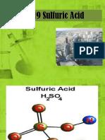 Ch. 19 Sulfuric Acid_Shreve
