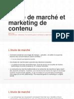 02 - Étude de marché et stratégie de marketing digital