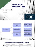Licitación Pública & Convocatoria Mipymes