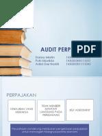 Audit Perpajakan