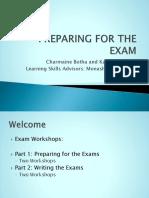Exam Preparation WS 1