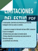 1.6. Limitaciones Del Estudio