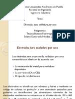 Exposicion de Procesos de Manufactura
