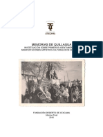 Memorias de Quillagua, Inf Final