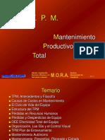 Mantenimiento Productivo Total (Presentación).