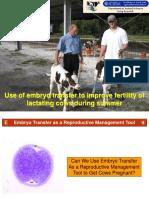 Hansen Embryo Transfer Heat Stress Torreon 2007.ppt