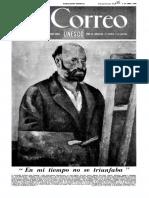 N°5 La Libertad del artista, 1950