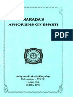 Narad's Aphorisms on Bhakti