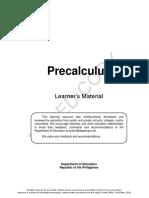 LM Precal Grade11 Sem 1