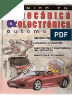 Tecnico en Mecánica y Electronica Automotriz
