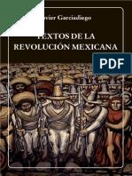 Garciadiego Javier - Textos de La Revolución Mexicana