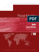 Debt Use It Wisely IMF 2016