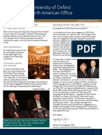 North American Office Newsletter - Trinity 2008