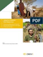 DKKV 43 Adaptive Disaster Risk Reduction