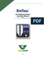 BinTrac Operators Manual Valco V308 09-15-11