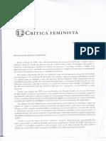 Crítica Feminista