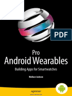 Pro Android Wearables Book for Best Use