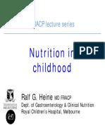 Nutrition - Ralf Heine