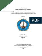 Laporan Resmi Daftar Isi h Pengeshan Dan Ll